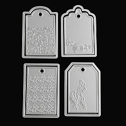 Steel Dies - Tags Die Set (Set of 8 dies)