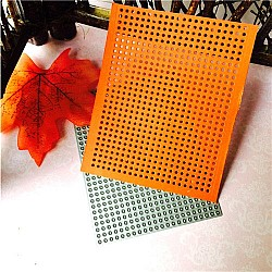 Steel Background Dies - Cross stitch Grid