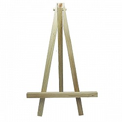Cute Table Top Wooden Easel (WECT01)