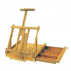 Imported Plein Air Travel Box Table Easel
