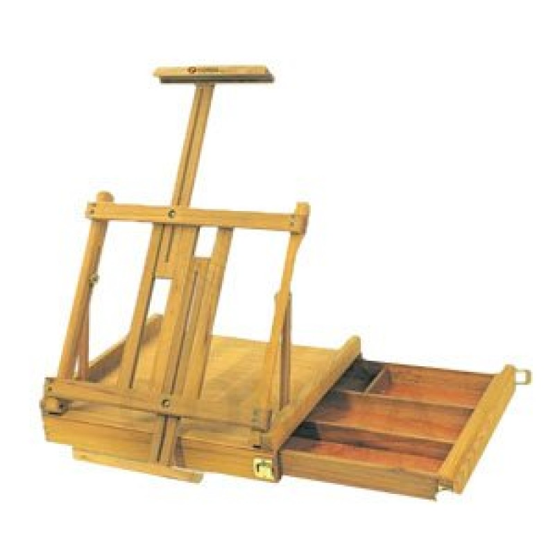 Buy Imported Plein Air Travel Box Table Easel Online In India At Best Prices At HNDMD