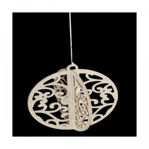 Papericious 3D Chipboards - Christmas Ornaments