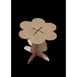 Papericious 3D Chipboards - Cupcake Stand