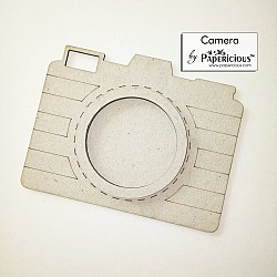 Papericious 3D shaker Chippis - Camera