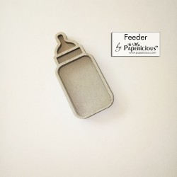 Papericious 3D shaker Chippis - Baby Feeder Bottle