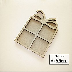 Papericious 3D shaker Chippis - Gift