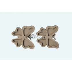 Papericious mini shaker Chippis - Butterflies