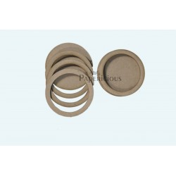 Papericious mini shaker Chippis - Circle