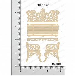 Mudra Chipzeb - 3D Chair