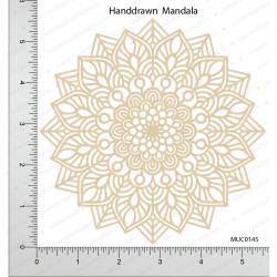 Mudra Chipzeb - Handdrawn Mandala