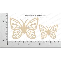 Mudra Chipzeb - Butterflies