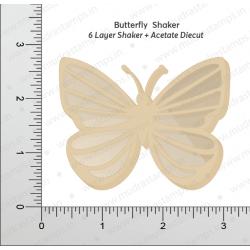 Mudra Chipzeb - Butterfly Shaker