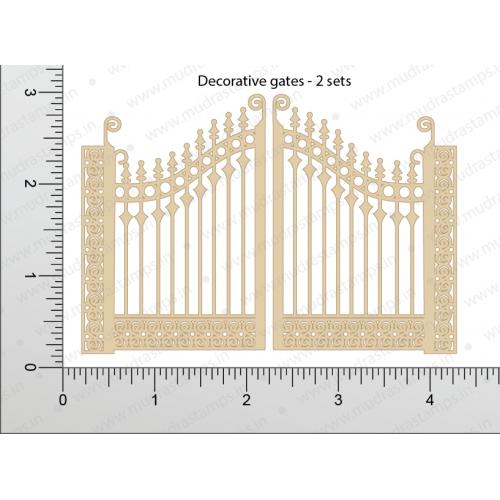 Mudra Chipzeb - Decorative Gate