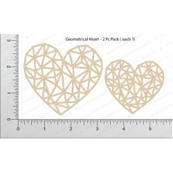 Mudra Chipzeb - Geometrical Heart