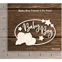 Mudra Chipzeb - Baby Boy Frame