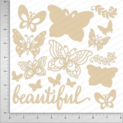 Mudra Chipzeb - Beautiful Butterflies