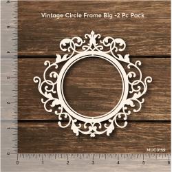Mudra Chipzeb - Vintage circle frame big