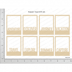 Mudra Chipzeb - Polaroid - Travel