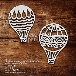 Papericious Chippis - Hot Air Balloon