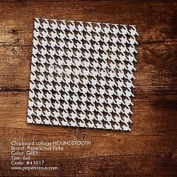 Papericious Chippis - Houndstooth