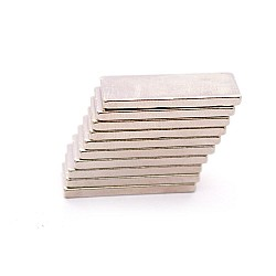 Rectangle Magnet Bars (25 by 10 mm) - 5 pcs