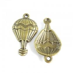 Air Balloon Metal Charms (Set of 10 pcs)