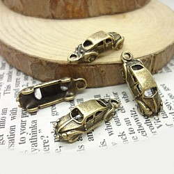 Toy Cars Metal Charms (Set of 10 pcs)