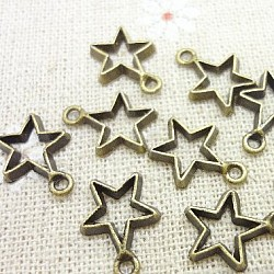 Stars Metal Charms (Set of 20 pcs)