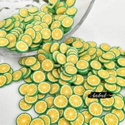 Shaker Elements or Clay Sprinkles - Lemons