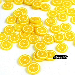 Shaker Elements or Clay Sprinkles - Sweet Lime