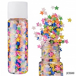 Shaker Elements - Colourful Clay Stars