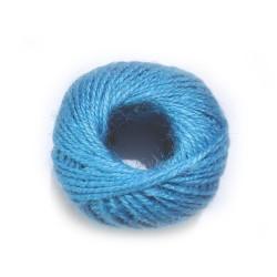 Jute Cord - Denim Blue (50 metres)