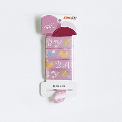 Sewrite Ribbon  - Baby (Pink)