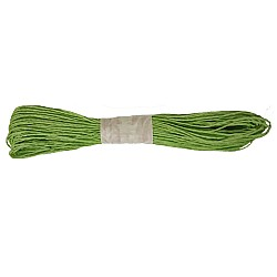 Paper Twine - Light Green