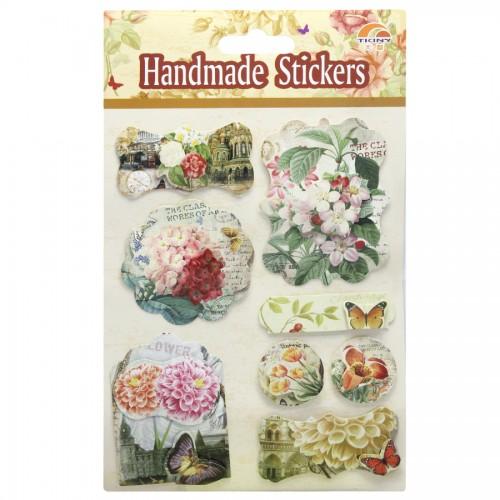 Handmade 3D Stickers (STK-MFC-1)