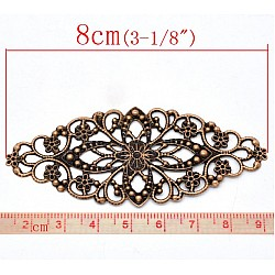 Metal Filigree Connectors for Mini Album (Set of 10 pcs) CTSE-35