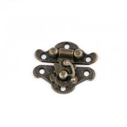 Decorative Antique Metal Locks for Mini Album