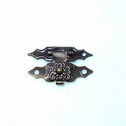 Decorative Antique Metal Locks for Mini Album (CTSE-49)