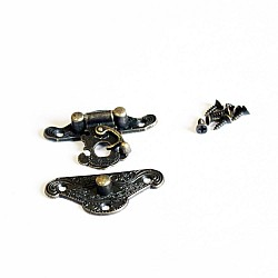 Decorative Metal Locks for Mini Album - Small (C069S)