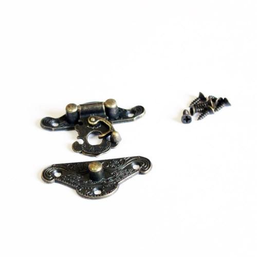 Decorative Metal Locks for Mini Album - Small (C069S)