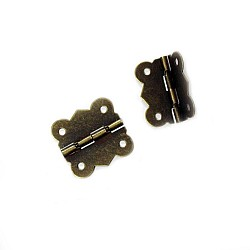 Decorative metal Hinges for scrapbooks (pack of 5 pcs) (CTSE-51)