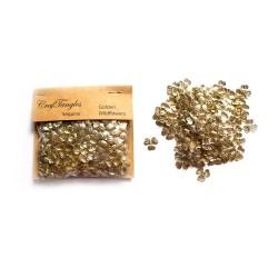 Golden Wildflowers - CrafTangles Sequins