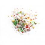 Happy Summer - CrafTangles Sequin and Bead Mixes Jar (30 gms)