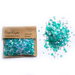 Mermaid Dreams - CrafTangles Sequin and Bead Mixes