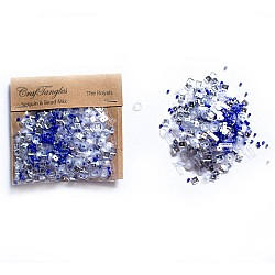 The Royals - CrafTangles Sequin and Bead Mixes