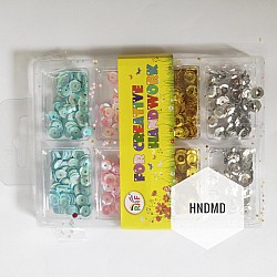 Mixed Sequins Pack - Pastels