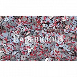Papericious Sequins - Red splashes