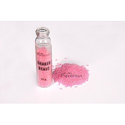 Papericious Shaker Beads - Pink