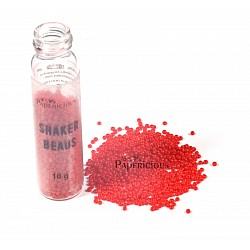 Papericious Shaker Beads - Red
