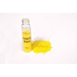Papericious Shaker Beads - Yellow